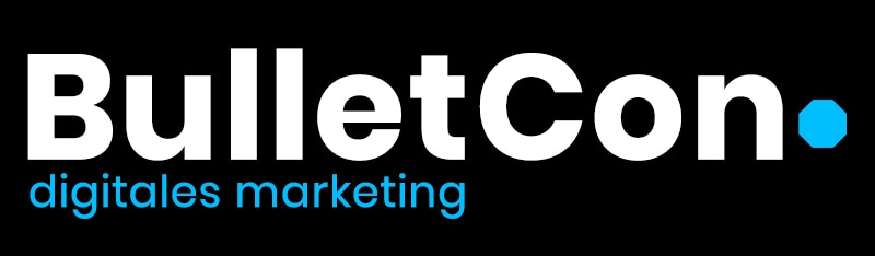 Bulletcon | digitales Marketing - Logo