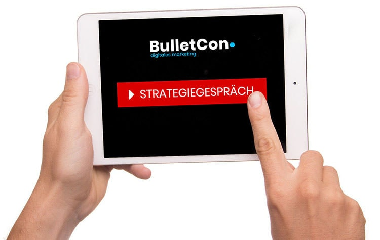 Bulletcon Touch Strategiegespräch